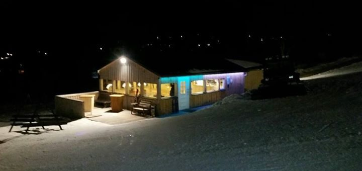 Der Skitag heute ist vorbei. Morgen geht es 13 Uhr …
