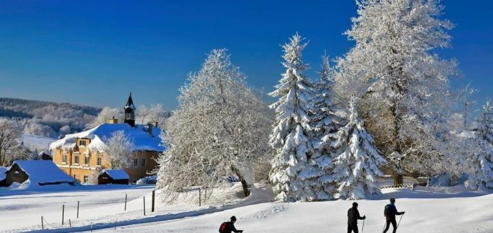 #seiffen #winterwonderland #sachsentourismus …